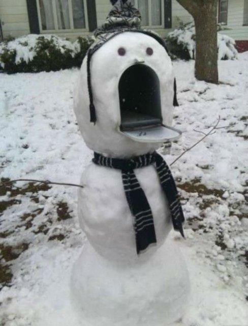 Cele mai ciudate cutii postale din SUA - Poza 13