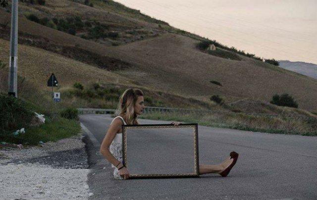 Arta de a deveni invizibil. Cand pasiunea pentru frumos iti da puteri - Poza 6