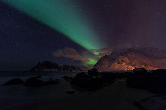 Un strop din frumusetea Norvegiei, in poze uluitoare - Poza 12