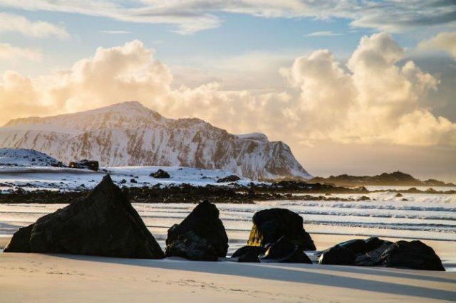 Un strop din frumusetea Norvegiei, in poze uluitoare - Poza 13