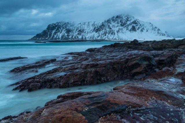 Un strop din frumusetea Norvegiei, in poze uluitoare - Poza 14