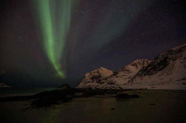 Un strop din frumusetea Norvegiei, in poze uluitoare - Poza 18