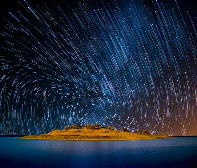 Cerul aprins de stele, in 9 poze uimitoare