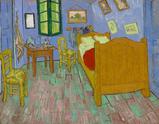 O noapte in dormitorul lui Van Gogh - Poza 5