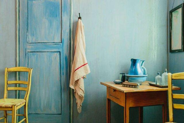 O noapte in dormitorul lui Van Gogh - Poza 6