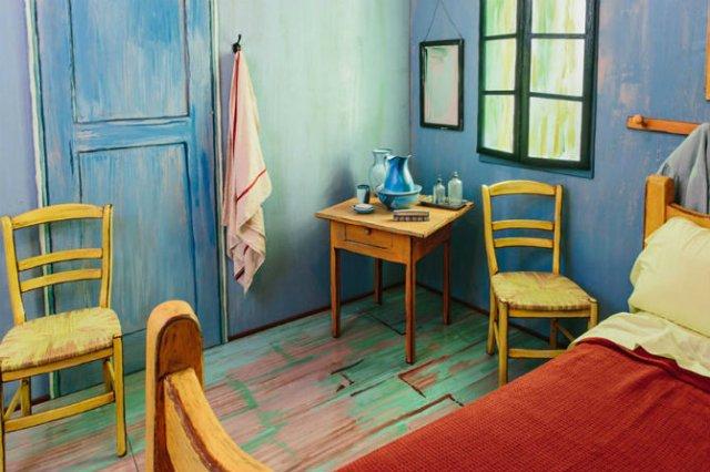 O noapte in dormitorul lui Van Gogh - Poza 3