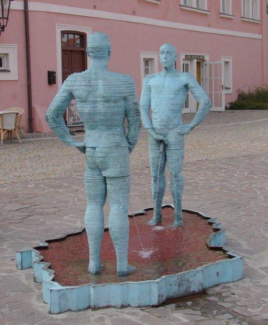 Sculpturi haioase din toate colturile lumii - Poza 10