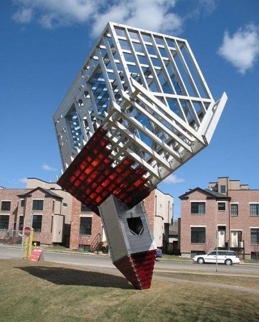 Sculpturi haioase din toate colturile lumii - Poza 11