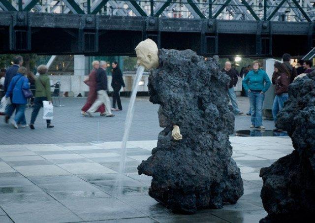 Sculpturi haioase din toate colturile lumii - Poza 12
