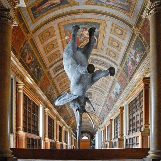 Sculpturi haioase din toate colturile lumii - Poza 18