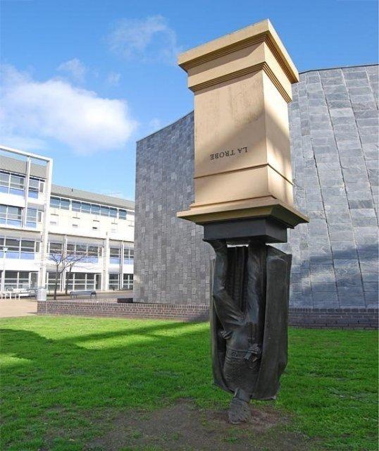 Sculpturi haioase din toate colturile lumii - Poza 7
