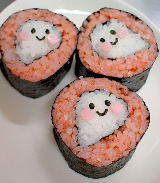 Arta cu sushi: Cele mai haioase imbucaturi cu specific japonez - Poza 10