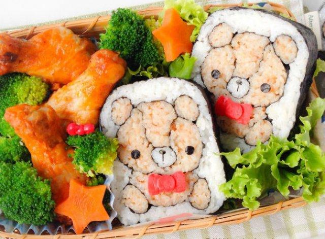 Arta cu sushi: Cele mai haioase imbucaturi cu specific japonez - Poza 5