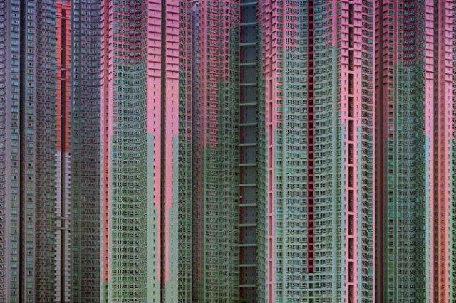 Densitatea arhitecturala din Hong Kong - Poza 1