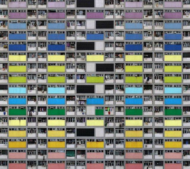 Densitatea arhitecturala din Hong Kong - Poza 10