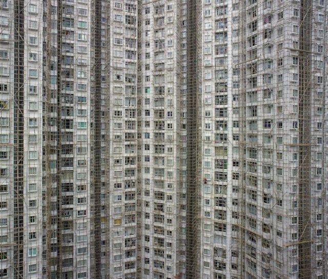 Densitatea arhitecturala din Hong Kong - Poza 11