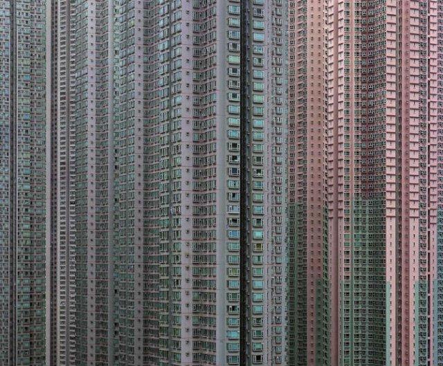 Densitatea arhitecturala din Hong Kong - Poza 3