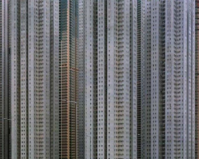 Densitatea arhitecturala din Hong Kong - Poza 5