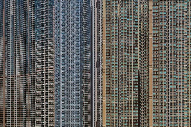 Densitatea arhitecturala din Hong Kong - Poza 6