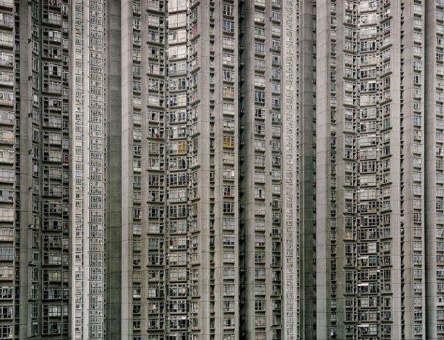 Densitatea arhitecturala din Hong Kong - Poza 7