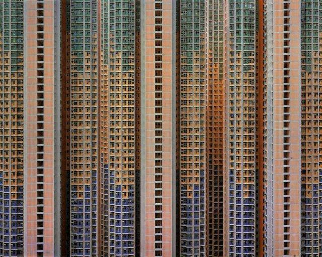 Densitatea arhitecturala din Hong Kong - Poza 9