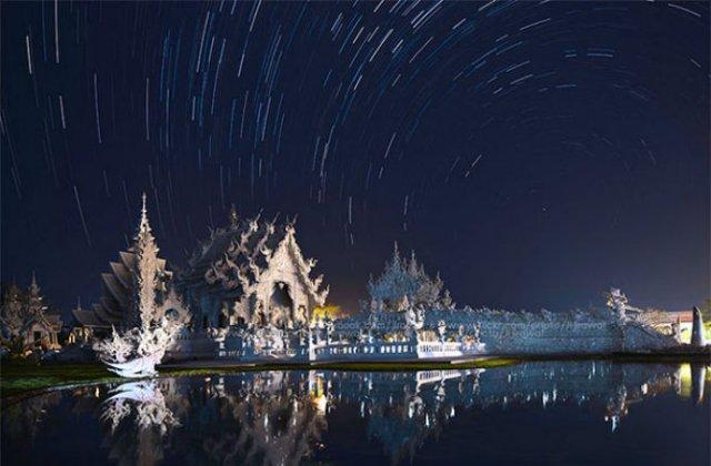 Wat Rong Khun: Templul budist, inspirat din filme SF - Poza 7