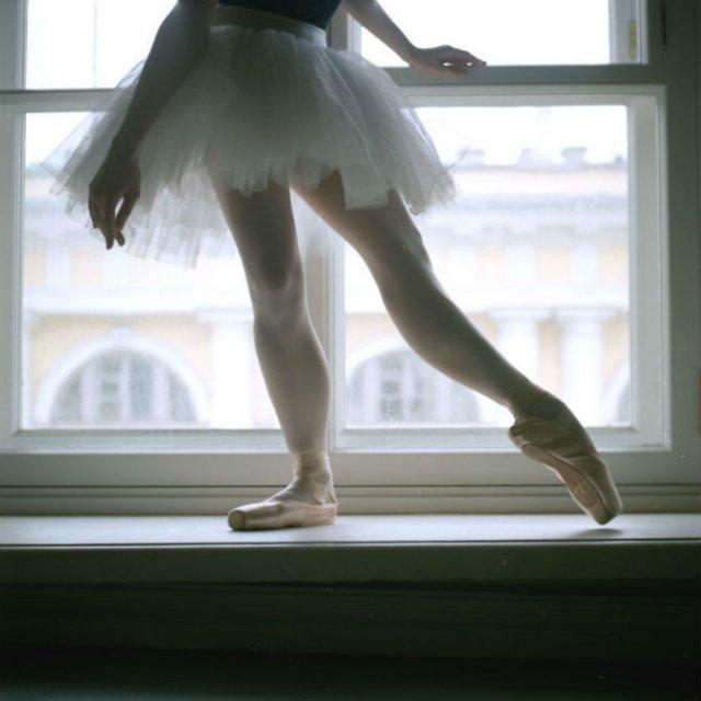 Sufletul picioarelor: Frumusetea nevazuta a baletului - Poza 21