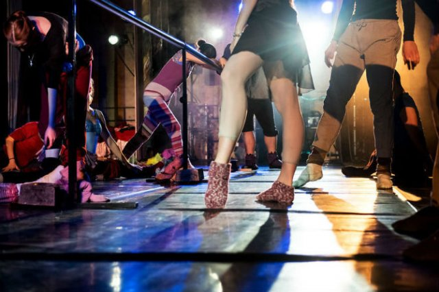 Sufletul picioarelor: Frumusetea nevazuta a baletului - Poza 23