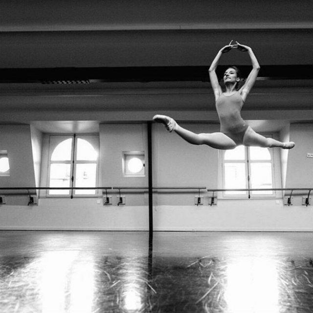 Sufletul picioarelor: Frumusetea nevazuta a baletului - Poza 28