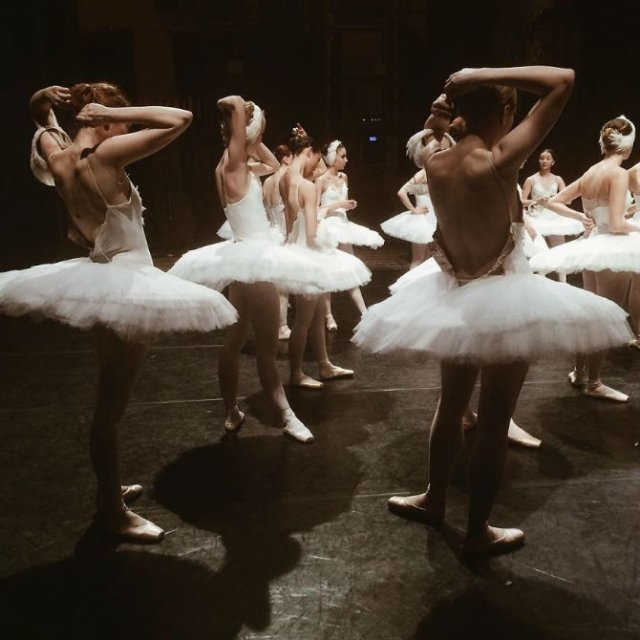 Sufletul picioarelor: Frumusetea nevazuta a baletului - Poza 31