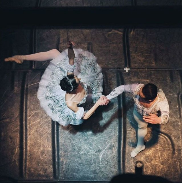 Sufletul picioarelor: Frumusetea nevazuta a baletului - Poza 39