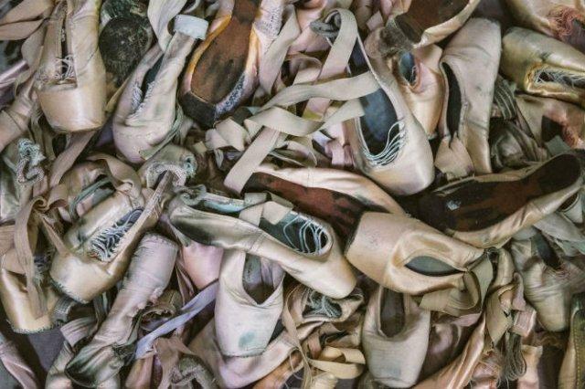 Sufletul picioarelor: Frumusetea nevazuta a baletului - Poza 8