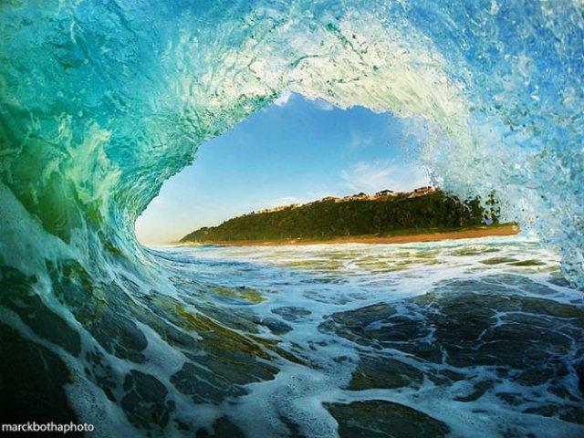 Lumea vazuta printre valuri - Poza 5