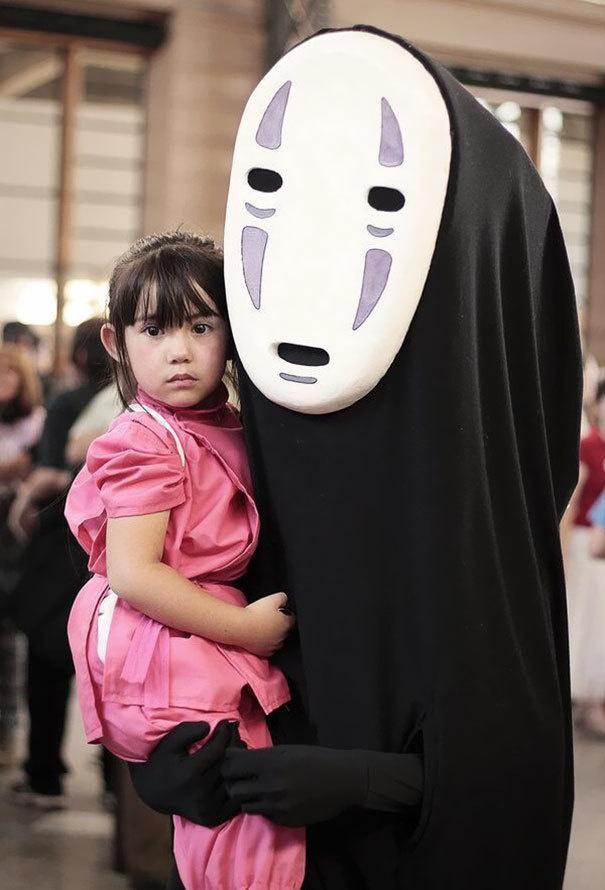 Gata de Halloween: Costume pereche pentru parinti si copii - Poza 1