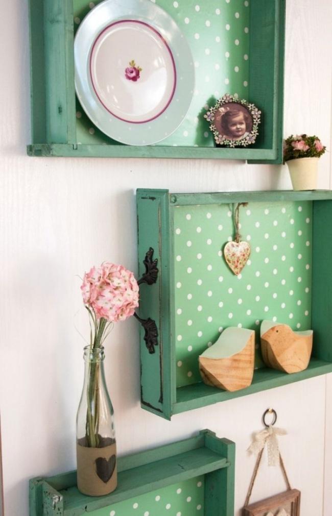 Idei geniale de reutilizare a mobilierului vechi - Poza 1