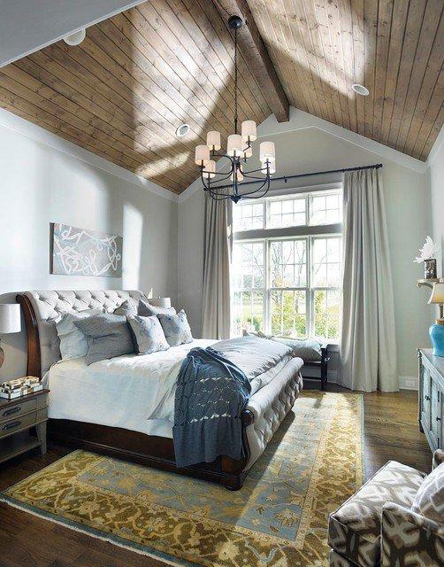15+ Solutii geniale pentru redecorarea dormitorului - Poza 1