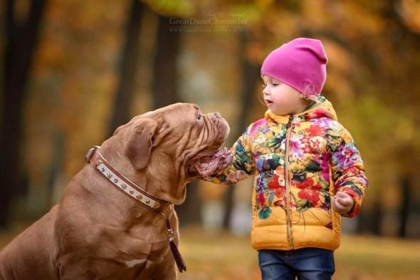 Copilasi si prieteni uriasi, in poze superbe - Poza 8