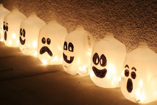 Bizare, dar perfecte: Decoratiuni pentru Halloween facute in casa - Poza 9