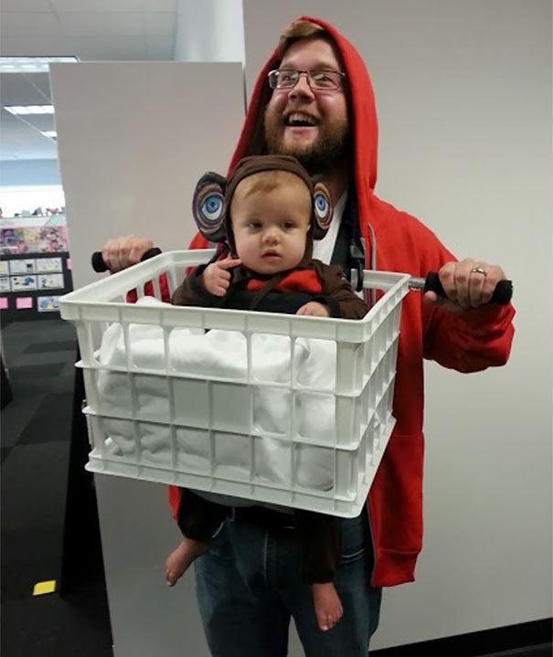 Gata de Halloween: Costume pereche pentru parinti si copii - Poza 10