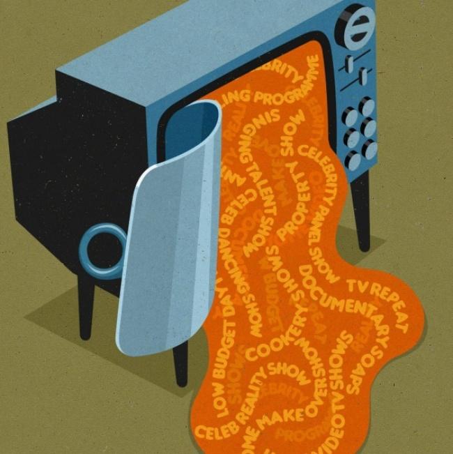 Drama omului controlat, in ilustratii satirice - Poza 10