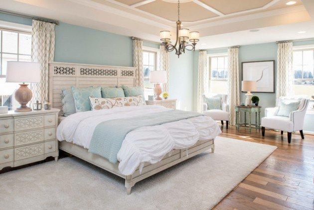 15+ Solutii geniale pentru redecorarea dormitorului - Poza 10