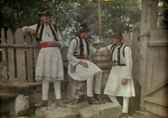 Culorile unei Romanii cenusii: anii '30 in imagini idilice - Poza 10