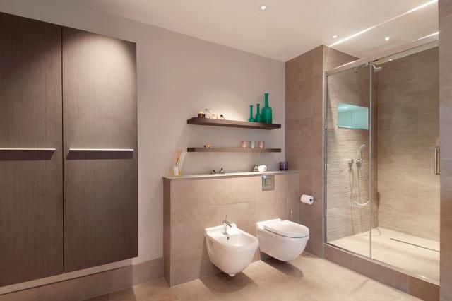 Idei de economisire a spatiului din baie - Poza 10