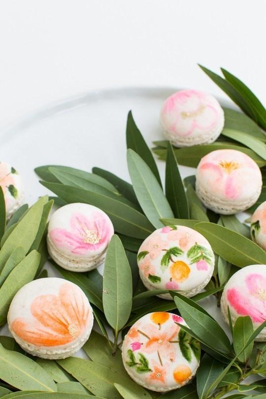 In asteptarea primaverii: Deserturi florale savuroase - Poza 1