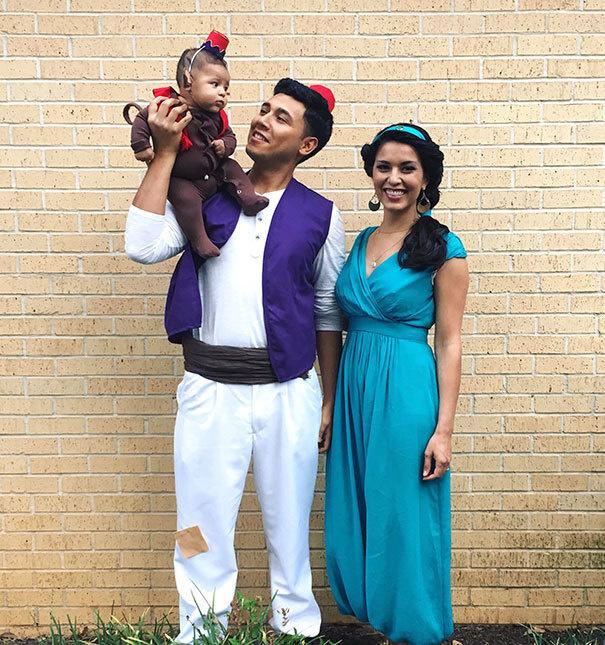 Gata de Halloween: Costume pereche pentru parinti si copii - Poza 11