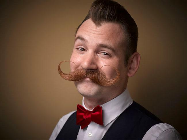 Barbi si mustati excentrice, intr-un pictorial haios - Poza 11
