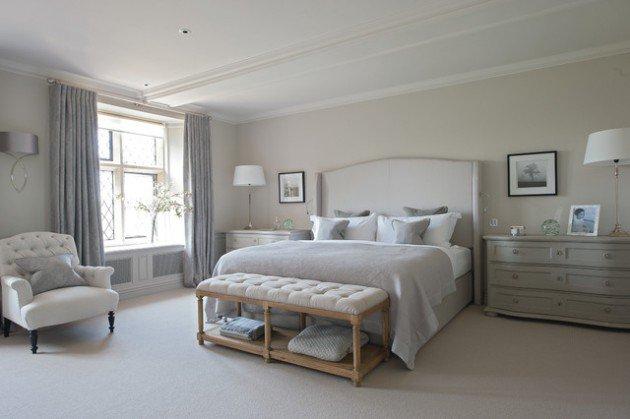15+ Solutii geniale pentru redecorarea dormitorului - Poza 11