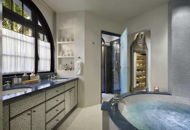 Idei de economisire a spatiului din baie - Poza 12