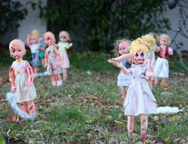 Bizare, dar perfecte: Decoratiuni pentru Halloween facute in casa - Poza 12