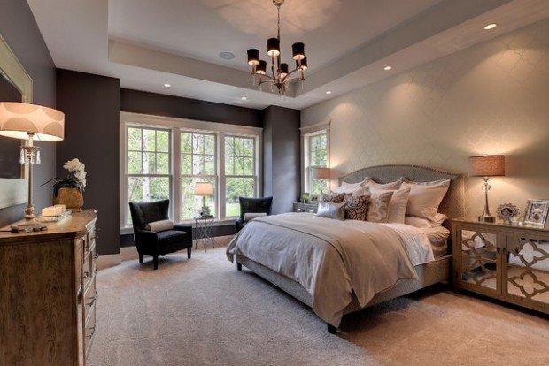 15+ Solutii geniale pentru redecorarea dormitorului - Poza 13